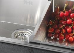 Lavelli da incasso in acciaio inox: moderni e funzionali