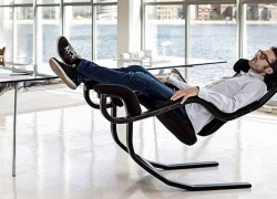sedia ergonomica gravity farronato mobili vicenza